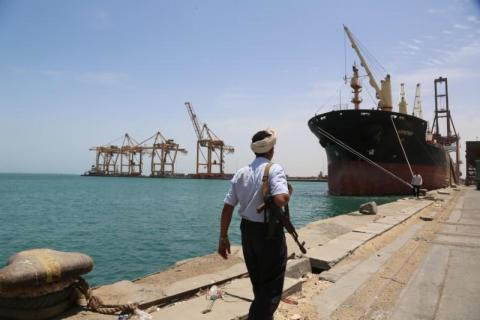 Yemeni Ports Revenues at $52 Million in 3 Months