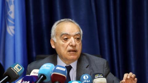 UN Envoy Says Peace in Libya Possible if Parties Shun Foreign Meddling
