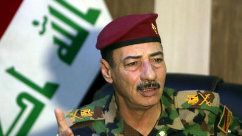 Iraq: Election of Ex-military Commander as Governor Stirs Debate
