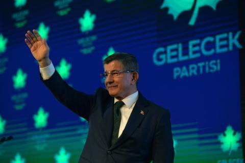 Turkish Ex-PM Launches New Party, Pledges Return to Parliamentary Democracy