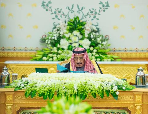 Saudi Arabia Urges Int'l Community to Take Necessary Measures to Secure Region