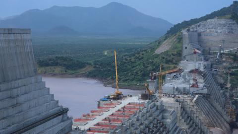 Egypt Cautiously Optimistic about Preliminary Deal on Renaissance Dam