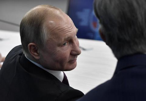 Russia's Putin to Take Part in Berlin Conference on Libya