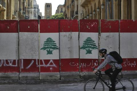 Lebanon at a Crossroads after 100 Days of Protests