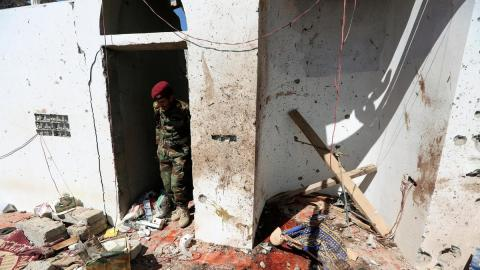 UN Security Council Meets to Address Yemen Military Escalation