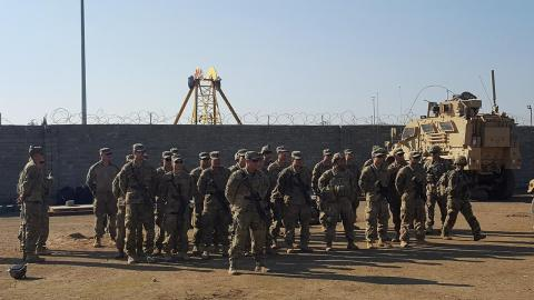 Iraq Mulls Larger NATO Role to Replace US-led Coalition