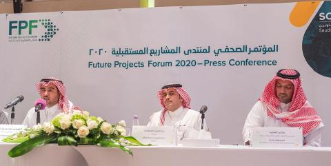 Saudi Arabia's Future Projects Forum Showcases $160 Billion-Worth Projects