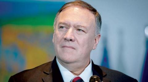 Exclusive: Pompeo to Asharq Al-Awsat: US Committed to Preventing Iran From Acquiring Weapons