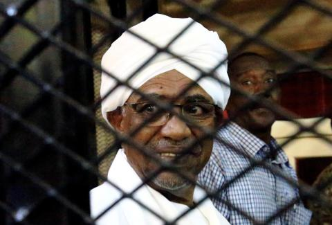 Sudan's Bashir Questioned in Money Laundering, Terror Financing Cases
