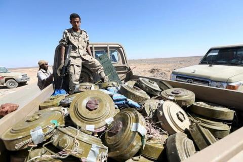 Yemeni Army Spokesman to Asharq Al-Awsat: Iranians Continue Smuggling Arms to Support Houthis
