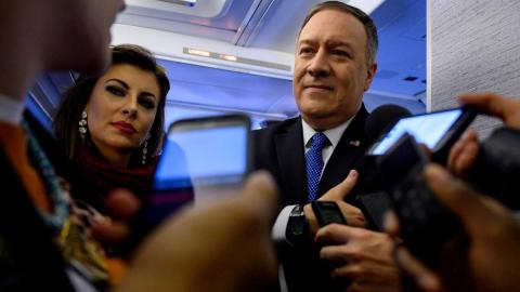 Pompeo Says Soleimani Killing is Part of US Deterrence