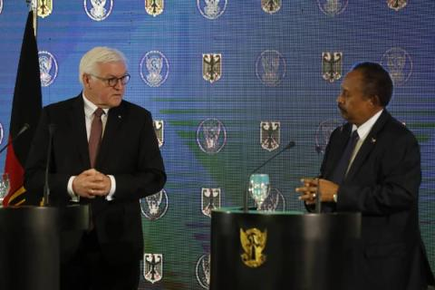 Germany Pledges to Support Sudan