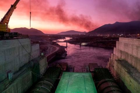 Ethiopia Ignores Egyptian Warnings, Says to Fill GERD in Month