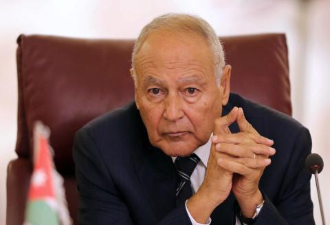 Arab League Chief Urges End to Military Operations in Tripoli