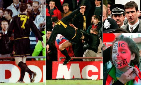 Eric Cantona and  the Hooligan : The Impact of the Kung - Fu Kick 25 Years On