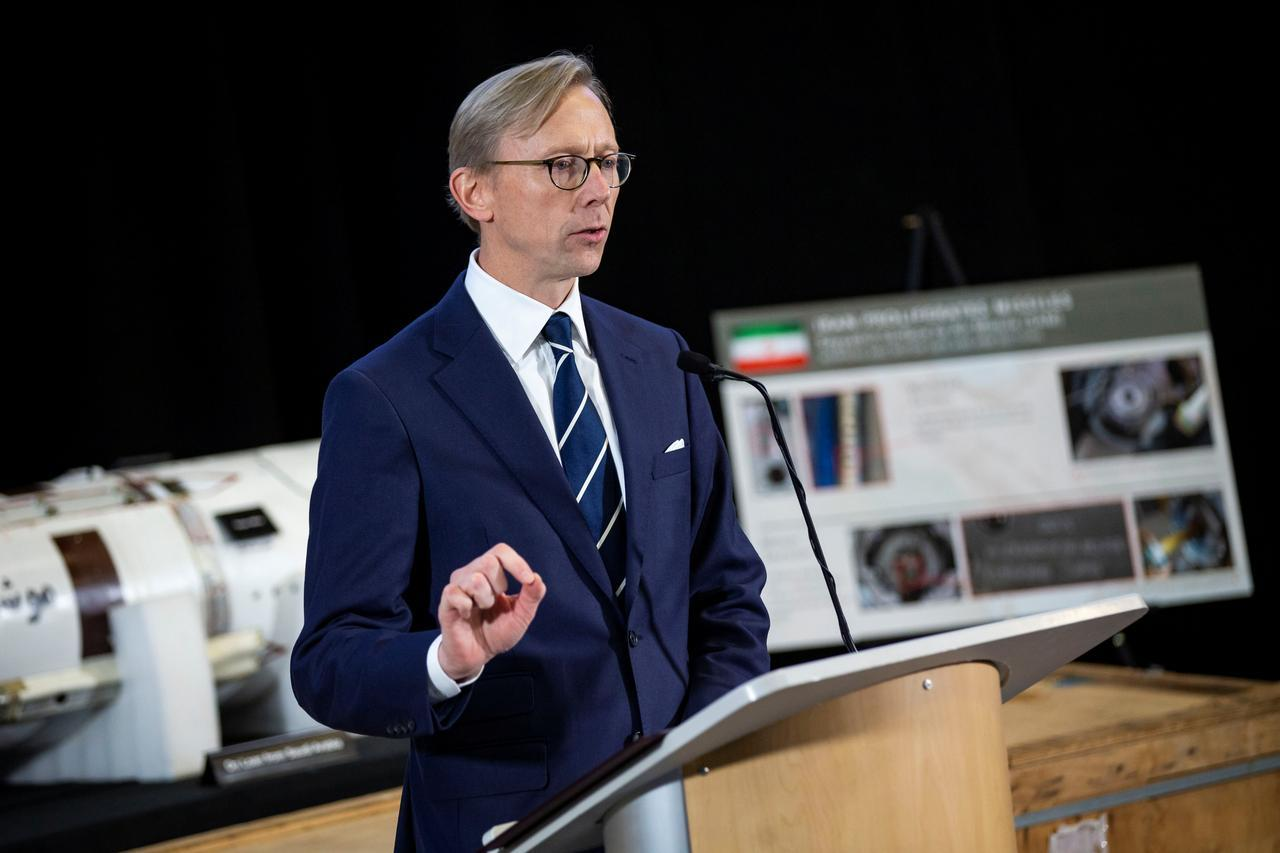 Brian Hook to Asharq Al-Awsat: Sanctions Curbed Iran's Ability to Finance Terrorism