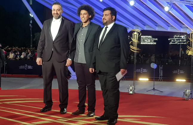 Saudi Film Wins Jury Prize at Marrakech International Film Festival
